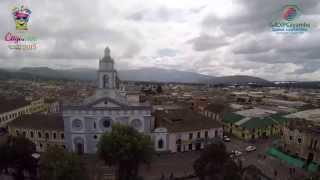 Invitados al Inti Raymi en Cayambe
