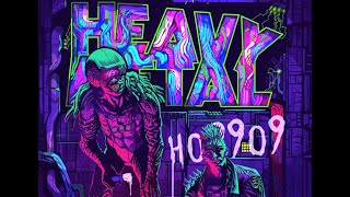 Ho99o9 (Horror) x Heavy Metal Magazine - [ MASTER OF PAIN ]