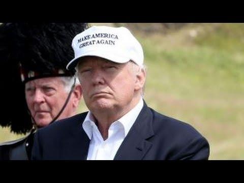 Donald Trump praises Brexit decision