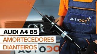 Guia em vídeo para iniciantes sobre as reparações mais comuns para Audi A4 B5 Avant