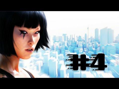 Mirror's Edge (2008) #4 - ХАЛК НА МИНИМАЛКАХ
