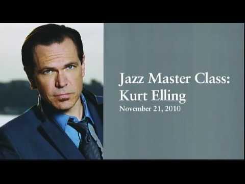 Download Jazz Masterclass with Kurt Elling