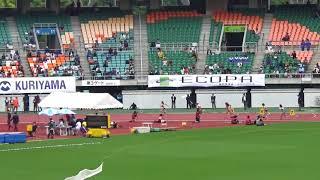 2018/5/3 第34回静岡国際陸上競技大会 エコパスタジアム.