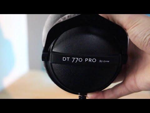 The best studio headphones for your money | Beyerdynamic DT 770 Pro