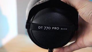 Video The best studio headphones for your money   Beyerdynamic DT 770 Pro download MP3, 3GP, MP4, WEBM, AVI, FLV Juni 2018