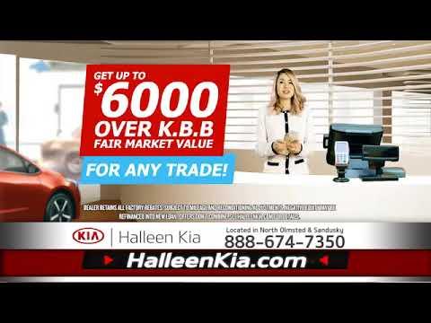 2018 March Halleen Kia Youtube