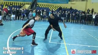 The Professor vs Kazakhstan Hooper