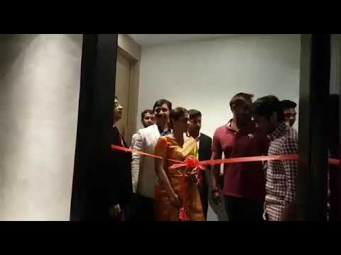 Ajay Devgn, Kajol and Ruturaj Patil at Sayaji Hotel Kolhapur