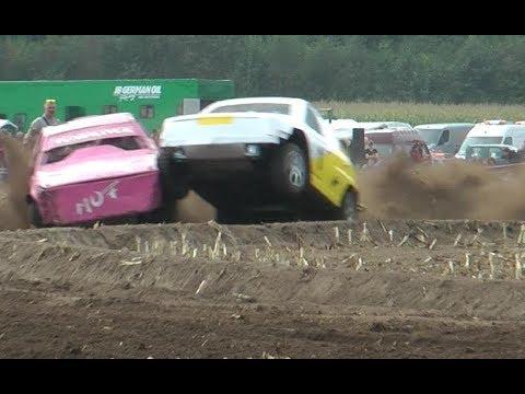 Maximum Attack - Stock-Car  Rennen - 6. Waschower Autocross Rennen - Autocrosspokal Motorsport 👍 🚗