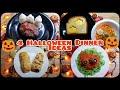 4 HALLOWEEN DINNER IDEAS | FUN & EASY