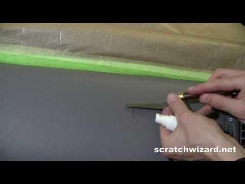 Dashboard Scratch Repair Kit