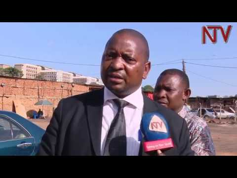 Kawempe division leaders in row with Pastor Kakande over blocked drainage