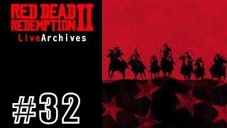 【RED DEAD REDEMPTION 2】#32 雑談しならがチャレンジ項目を消化したい!レッドデッドリデンプション2