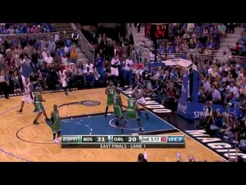 Celtics - Magic I 2010 NBA Playoffs Game 1