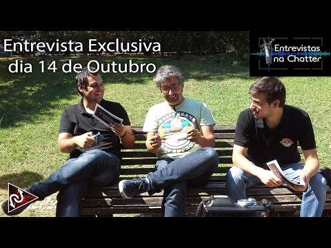Entrevistas na Chatter - Promo Markl 2