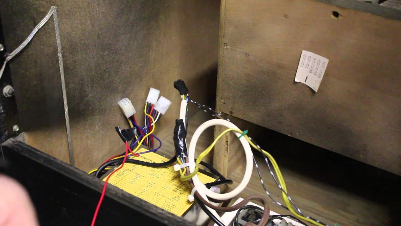 hight resolution of joust arcade restore part 7 wiring for jamma youtube joust wiring diagram