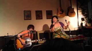 2014/08/20 横浜 野毛 Sam's Barにて「灰皿」