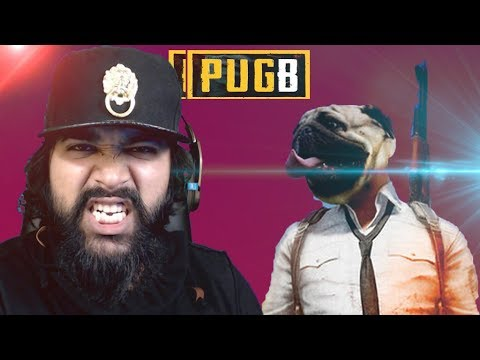 महाँप्रलय  A WIN, 2nd Rank, Solo 3rd Rank against Squad - THUG-G PlayerUnknown's Battlegrounds PUBG