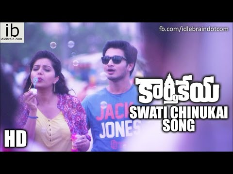 Karthikeya Swati Chinukai song - idlebrain.com