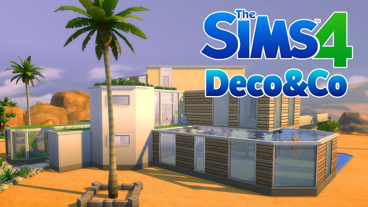 le domaine construction sims 4 youtube