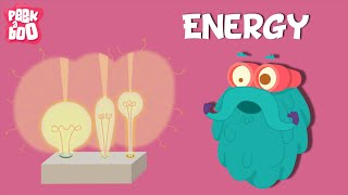 Energy | The Dr. Binocs Show | Learn Series For Kids