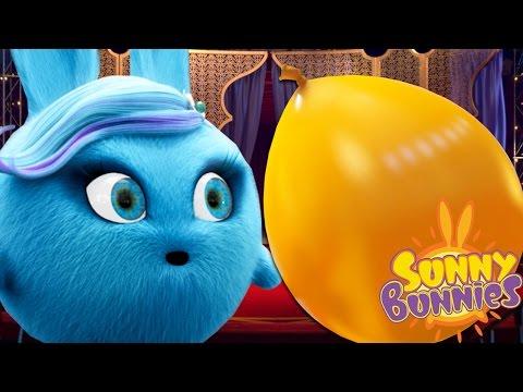 Cartoons for Children   Sunny Bunnies THE SUNNY BUNNIES THE BALLOON   Funny Cartoons For Children