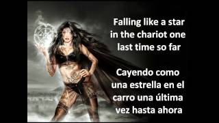 Dark Moor - The Chariot (Lyrics+Sub Español)