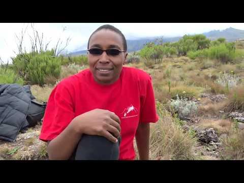 A Day at Mt. Kenya - Chogoria Bandas