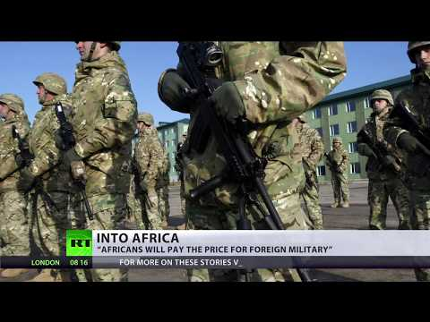 Terrorism & piracy on the rise in Horn of Africa despite growing foreign military presence