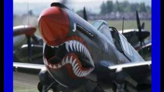 Flying Tigers and The Chinese Air Force