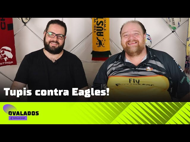 #Ovalados - Tupis contra Eagles!