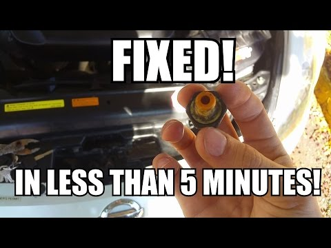PCV Valve or How to fix an Oil & Vacuum leak, Misfire, rough idle, and restore lost performance