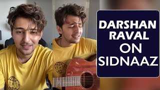 Gambar cover Darshan Raval On Bhula Dunga Song, Sidnaaz Bonding & More Videos With SidNaaz | Sidharth & Shehnaaz