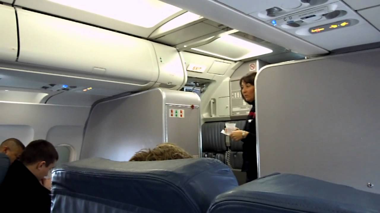 Delta A319 N327NB Boarding FLL - YouTube