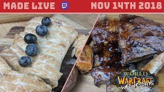 Live Cooking   WoW Wednesdays: Beer Basted Boar Ribs   #277
