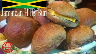 How To Make JAMAICAN SPICE  BUN |JAMAICAN HTB BUN RECIPE