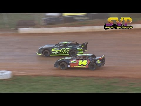 Street Stock / 20 Lap Feature / 411 Motor Speedway / April 9 , 2016