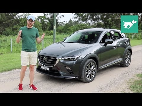 Mazda CX-3 2019 Review – The Best Compact SUV?