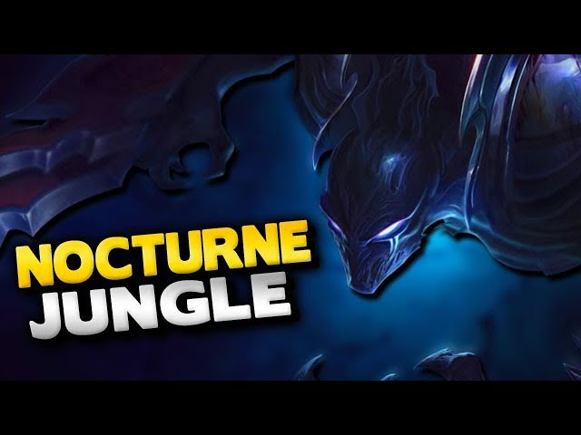 How to Play Nocturne Jungle in Season 8 - Road to Masters #39