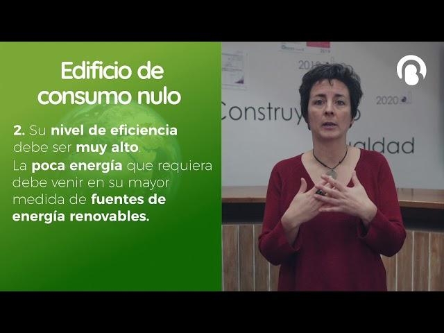 Edificios Consumo Nulo | Marta Sorribes | CienciaCreActiva | Bio3