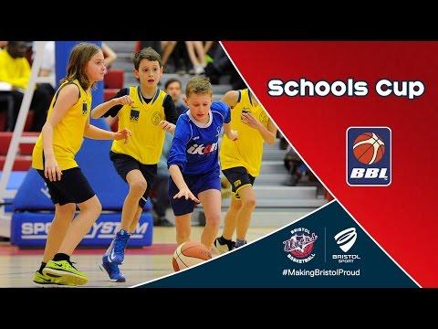 Bristol Flyers Schools Cup 2017