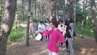 제9회 국어교육 청람포럼 교원대 한바퀴