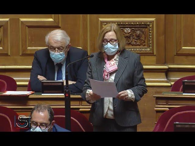 Colette MÉLOT : Débat - La réponse européenne à la pandémie de Covid-19