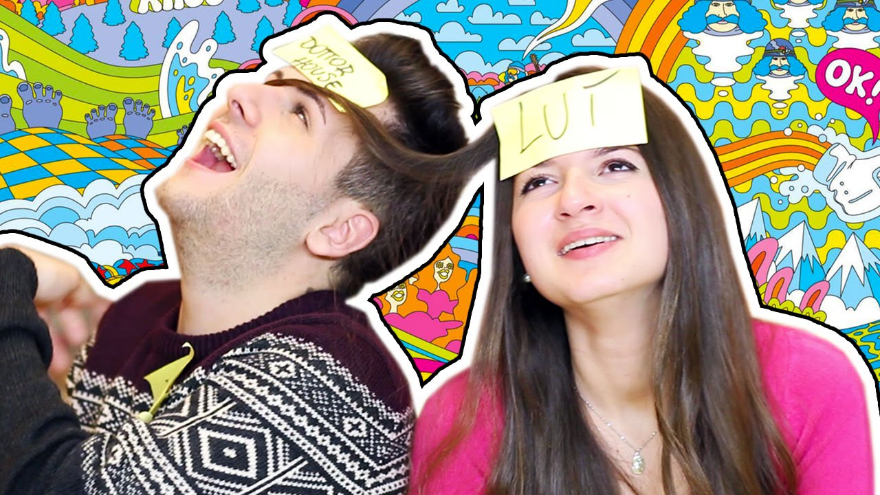 Post it challenge ita youtube for Immagini fondali marini da colorare