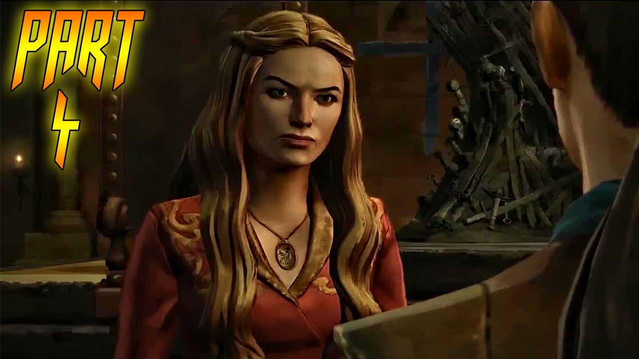 Telltale Game o... Game Of Thrones Season 6 Episode 4 Watch