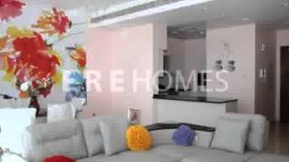 Beautifully fully furnished one bedroom in Oceana Southern. ER R 12107