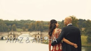 Blenheim Palace Wedding | Ayaz & Ayesha