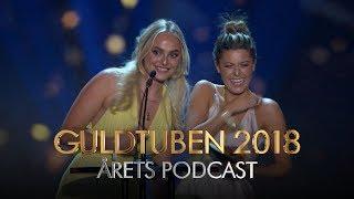 ÅRETS PODCAST | TILLSAMMANS MED RADIOPLAY | GULDTUBEN 2018