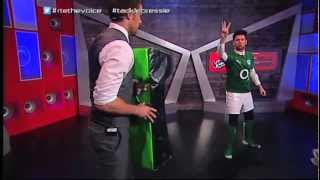 Eoghan brings back Coaches Mean Tweets & Then attempts to Rugby Tackle Bressie! Mp3