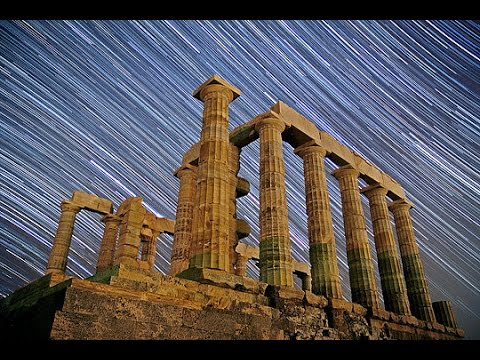 """The Ancient Greek Kithara of Classical Antiquity - """"Hymn to the Stars"""""""